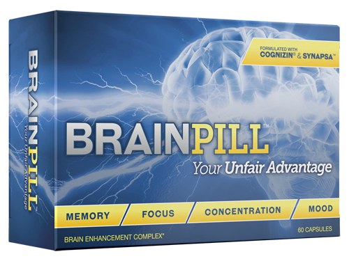 BrainPill - The real Limitless pill?