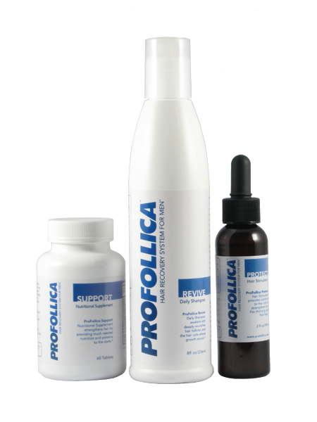 Profollica hair growth product