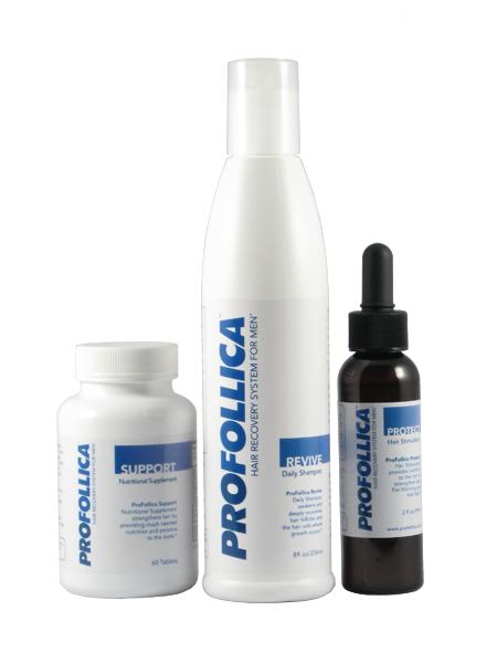 Profollica hair growth product