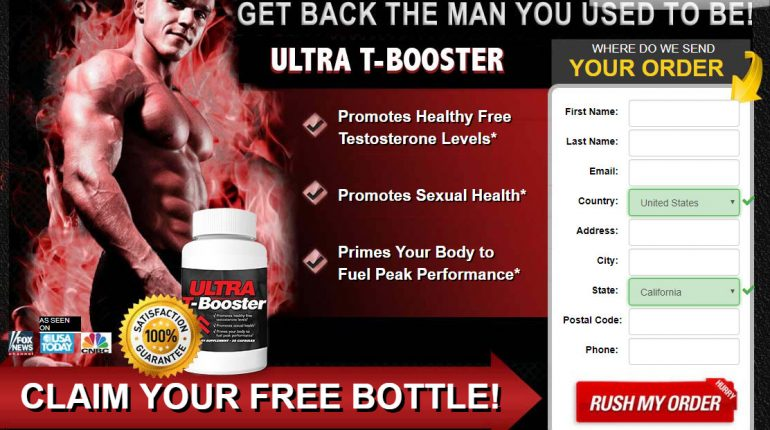 Ultra T-Booster Review